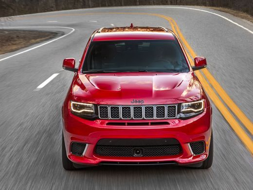 Jeep Grand Cherokee Srt Vs Trackhawk The Key Differences