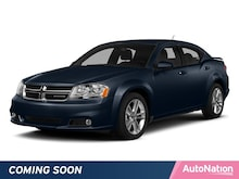 2014 Dodge Avenger SE 4dr Car