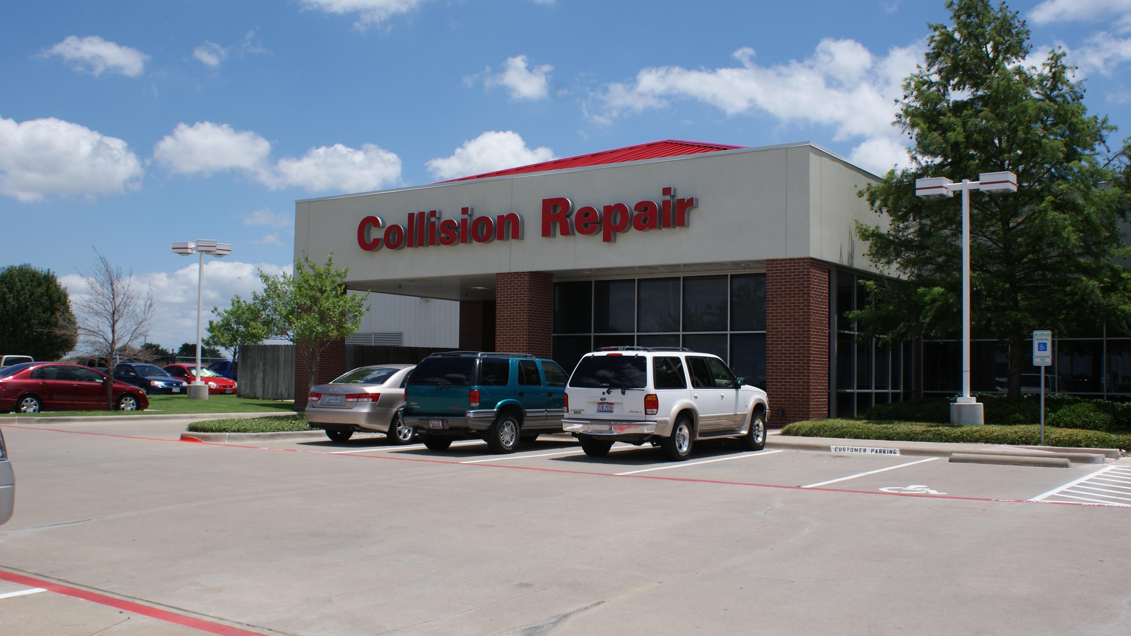 Allen Samuels Fort Worth >> Fort Worth Auto Body Repair Shop   Allen Samuels Chrysler