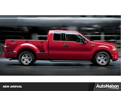 2006 Ford F-150 Lariat Extended Cab Pickup