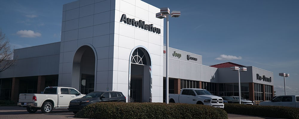 Dodge Dealership Arlington Tx >> Chrysler Dodge Jeep And Ram Dealer Near Arlington Tx Autonation