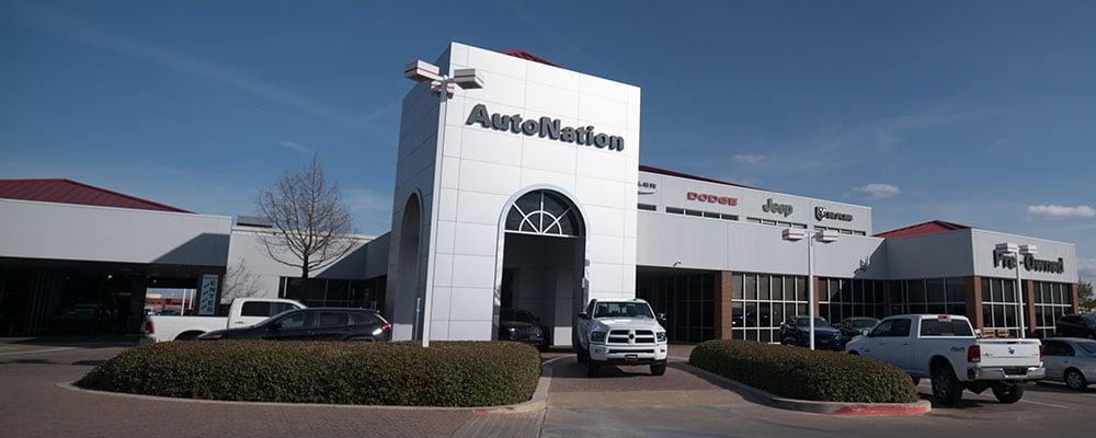Autonation Jeep Dealer Fort Worth >> Chrysler Dodge Jeep And Ram Dealer Near Dallas Autonation Chrysler