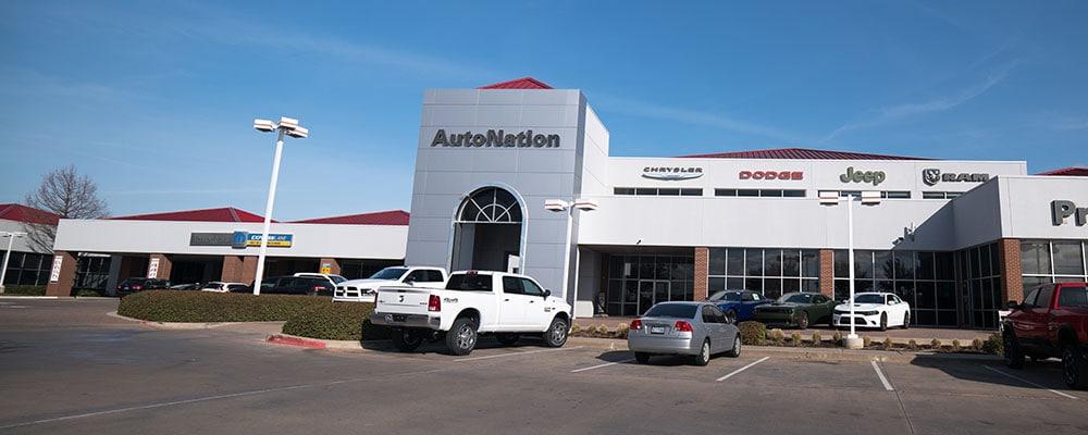 Chrysler Dodge Jeep And RAM Dealership Serving Fort Worth