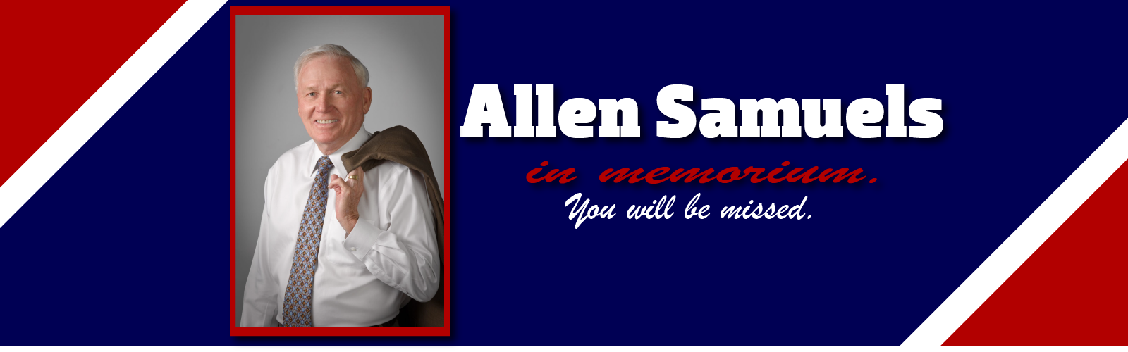 In Memorium of Allen Samuels
