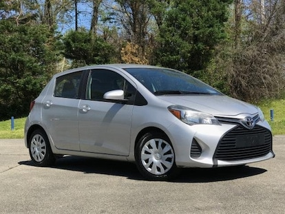 Used 2015 Toyota Yaris For Sale at Allen Samuels Jackson