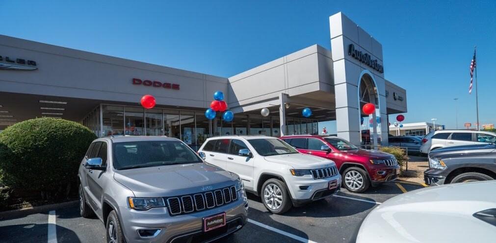 Autonation Jeep Dealer Fort Worth >> About Autonation Chrysler Dodge Jeep Ram North Richland Hills Fort