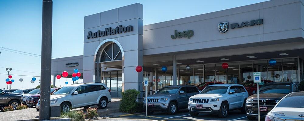 High Quality Chrysler Dodge Jeep And RAM Dealership Serving Grapevine
