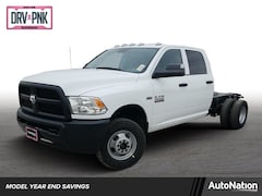 2018 Ram 3500 Chassis Cab Tradesman Crew Cab Chassis-Cab