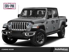 2020 Jeep Gladiator Overland Crew Cab Pickup