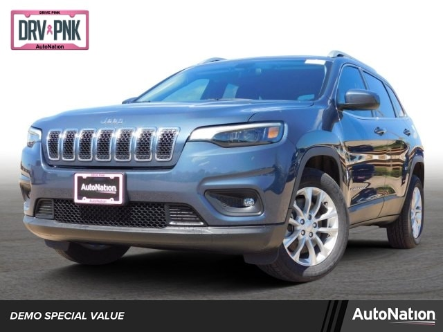 New 2019 Jeep Cherokee For Sale at AutoNation Chrysler Dodge