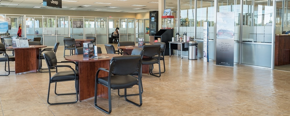 Autonation Chrysler Dodge Jeep Ram North Richland Hills