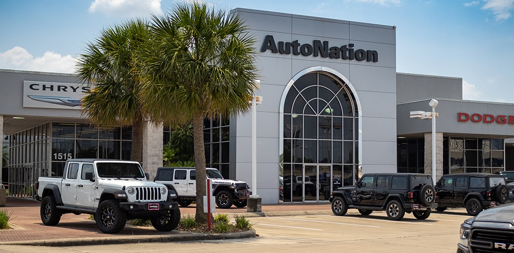 About Chrysler Dodge Jeep RAM Houston exterior