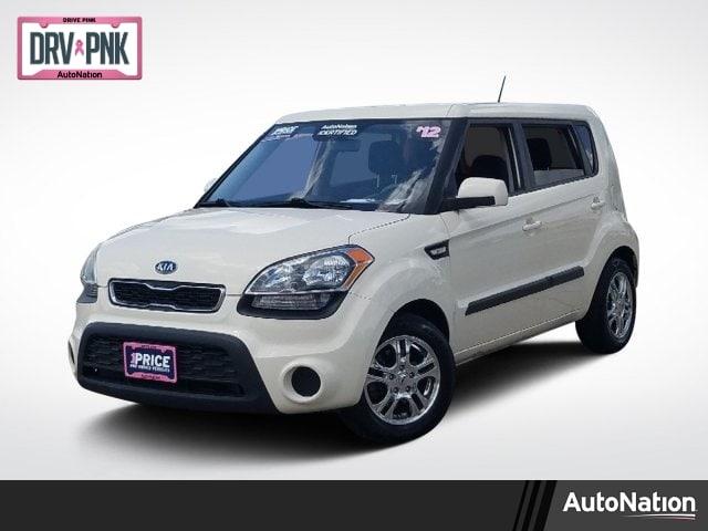 2012 Kia Soul Base 4dr Car