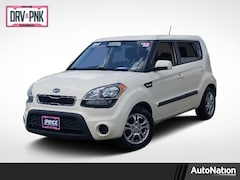 2012 Kia Soul Base 4dr Car