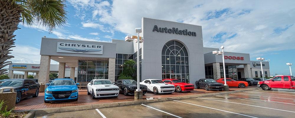 Your Houston Chrysler Dodge Jeep RAM Dealer | Autonation ...