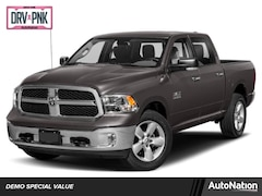 2018 Ram 1500 Lone Star Silver Crew Cab Pickup