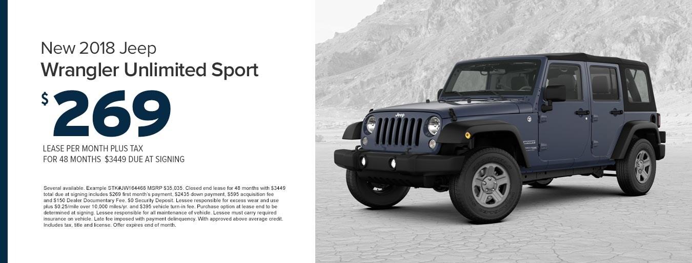 AutoNation Chrysler Dodge Jeep RAM Houston | Dealership in ...