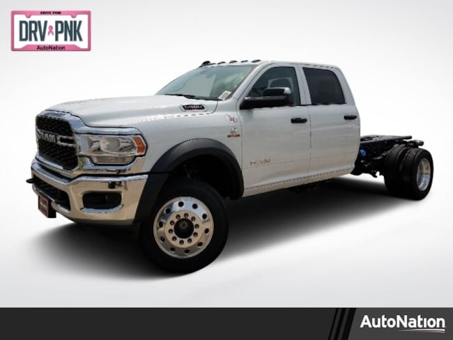 2019 Ram 5500 Chassis Cab Tradesman Crew Cab Chassis-Cab
