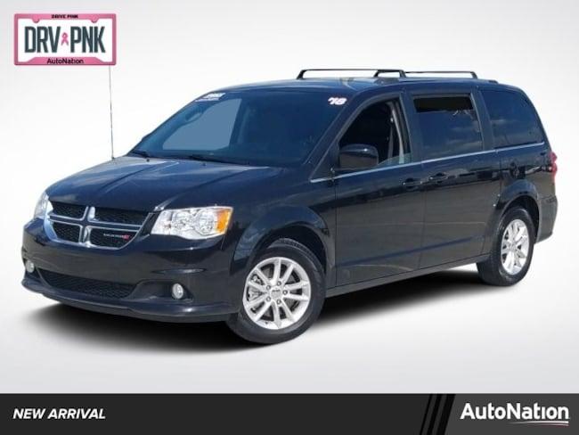 2018 Dodge Grand Caravan SXT Mini-van Passenger