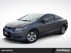 2013 Honda Civic Coupe LX 2dr Car