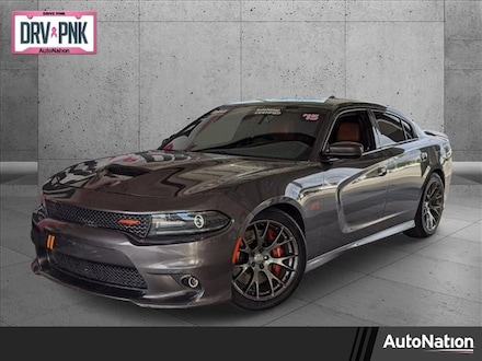 2015 Dodge Charger SRT 392 4dr Car