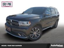 2018 Dodge Durango Citadel Anodized Platinum Sport Utility