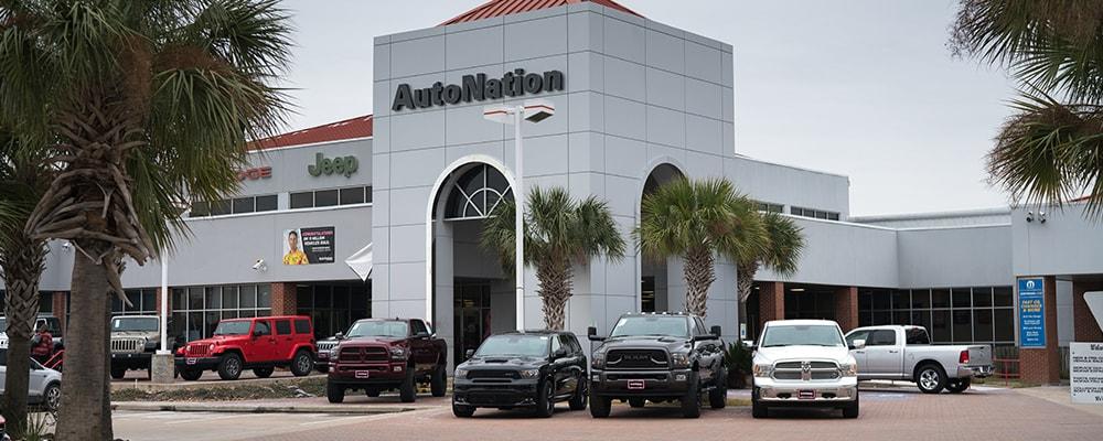 Chrysler Dodge Jeep RAM Dealer Near Houston | Autonation ...
