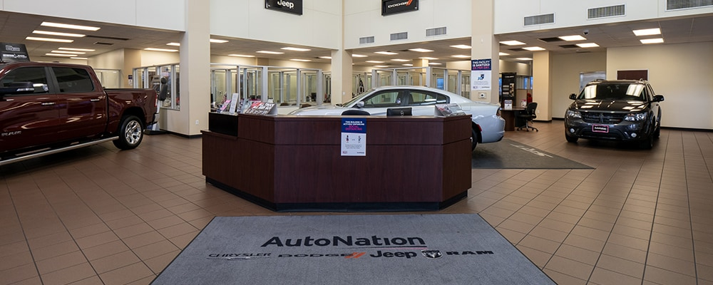Autonation Chrysler Dodge Jeep Ram Katy Finance Center