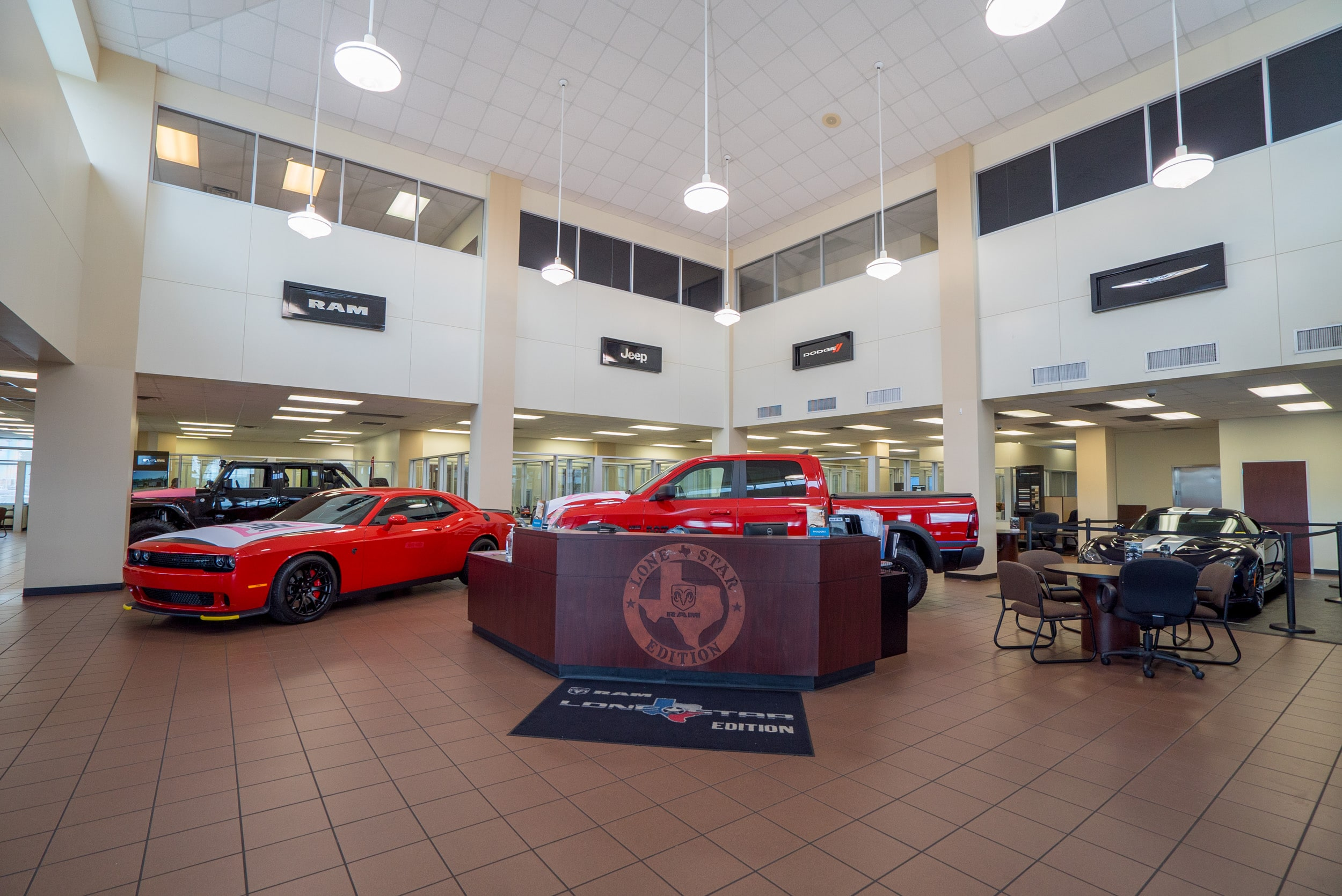 Dodge Jeep Ram Katy