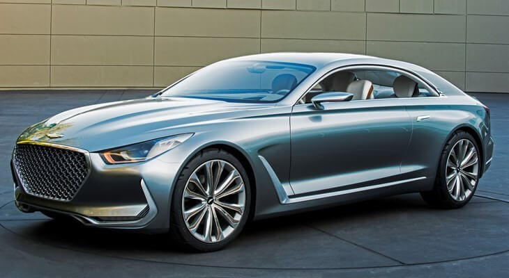 Genesis Vision G Coupe
