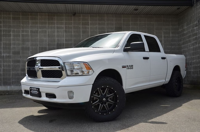 2014 Ram 1500 Lifted! Upgraded Fuel Rim & Tire Package, Tow Pkg! Truck