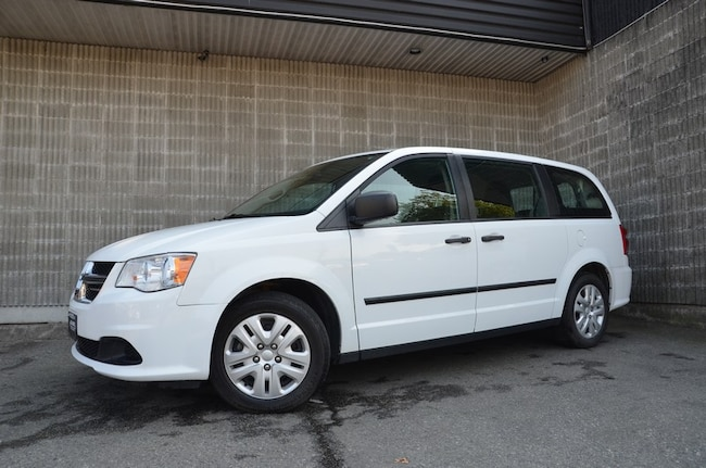2015 Dodge Grand Caravan Canada Value Package! Fuel Efficient! Van Passenger Van