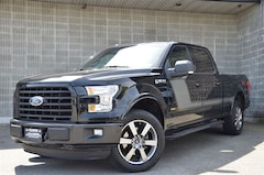 2015 Ford F-150 Nav, Back-Up Camera, Dual Moonroof, Blind Zone Ale Truck
