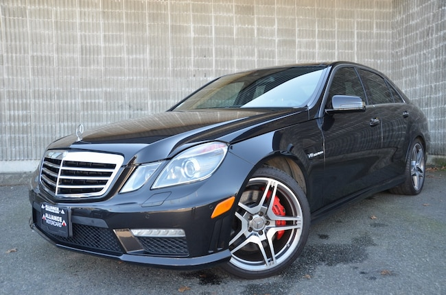 2013 Mercedes-Benz E-Class E63 AMG! Performance PKG, Dynamic Sport Seats! Sedan