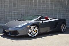 2006 Lamborghini Gallardo Navigation! 520HP! Back Up Cam! AWD! Convertible