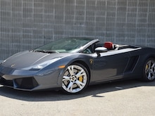 2006 Lamborghini Gallardo Navigation! 520HP! Back Up Cam! AWD! Convertible