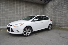 2012 Ford Focus SEL, Leather Seats! Super Fuel Economy! Hatchback