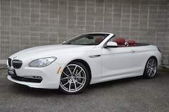2012 BMW 650 Convertible! Heads Up Display! Nav! Back Up Cam! Convertible