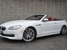 2012 BMW 650 Convertible! Heads Up Display! Nav! Back Up Cam! Convertible