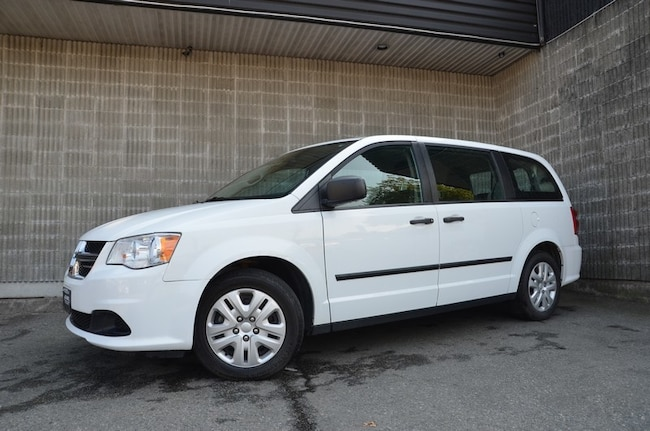 2015 Dodge Grand Caravan Canada Value Package! Fuel Efficient! Minivan