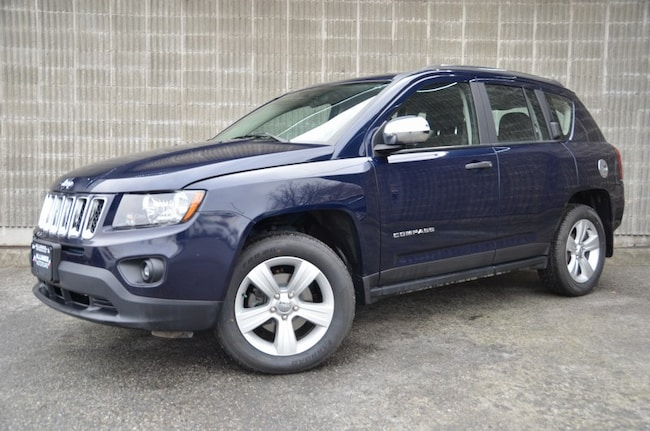 2015 Jeep Compass North, No Accidents! Local Vehicle! SUV