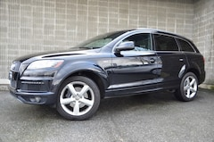 2012 Audi Q7 Premium Plus S-Line, Navigation/Sunroof SUV