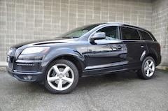 2012 Audi Q7 Premium Plus S-Line, Navigation/Sunroof SUV