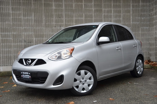 2015 Nissan Micra Bluetooth! Power Options FWD! Fuel Efficient! Hatchback