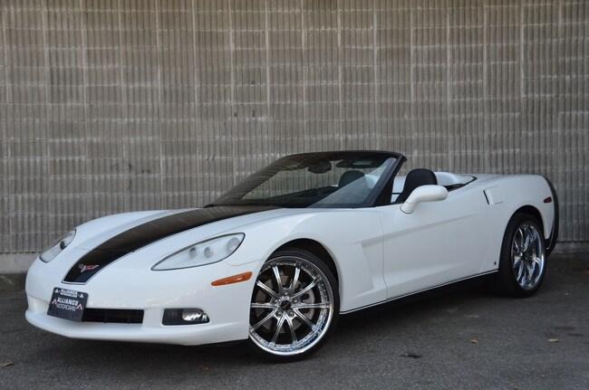 2007 Chevrolet Corvette Convertible! Heated Seats! Push Start! Convertible