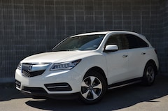 2016 Acura MDX 7 Passenger Seating! Back Up Camera! AWD! SUV