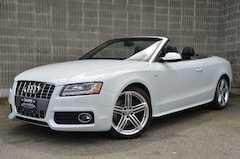 2012 Audi S5 Convertible! Navigation! Bluetooth! Heated Seats! Cabriolet