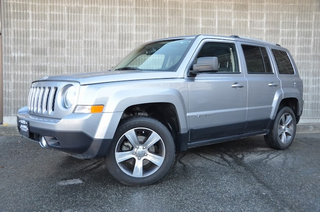 2016 Jeep Patriot High Altitude Package! SUV