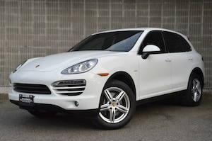 2013 Porsche Cayenne Diesel Engine! Nav! Parking Assist! Sunroof!