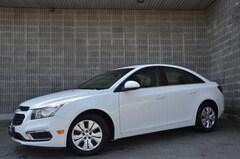 2015 Chevrolet Cruze Bluetooth! Power Options! 99% Guaranteed Approval! Sedan